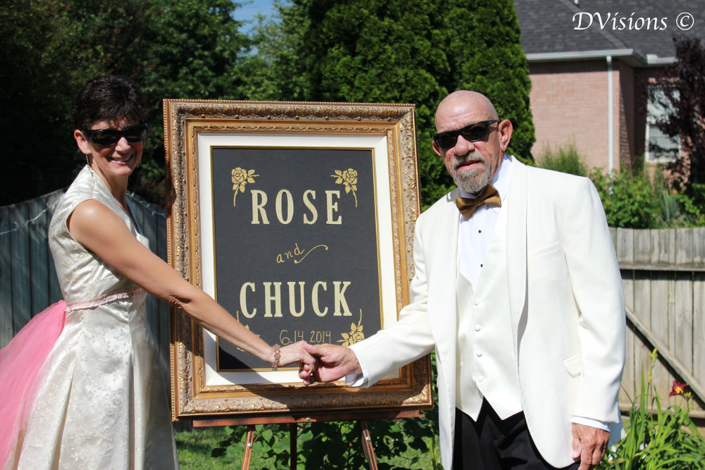 rose and chuck