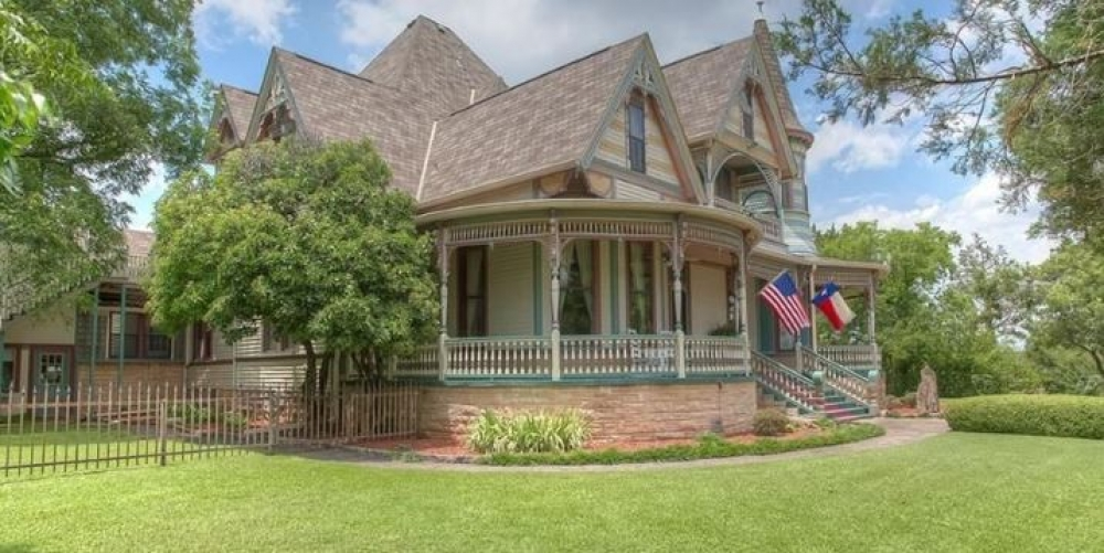 Texas bed and breakfast inn for sale - The Former St. Botolph Inn