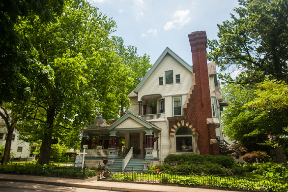 Illinois bed and breakfast inn for sale - Market Street Inn
