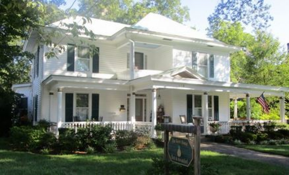 North-Carolina bed and breakfast inn for sale - The Kerr House