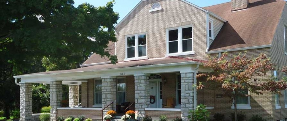 Kentucky bed and breakfast inn for sale - Lawrenceburg Bed & Breakfast