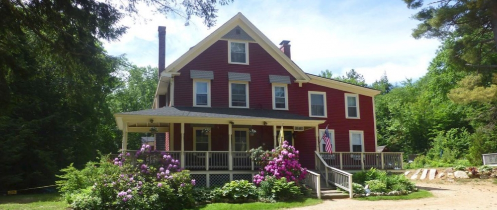 New-Hampshire bed and breakfast inn for sale - Bartlett Inn