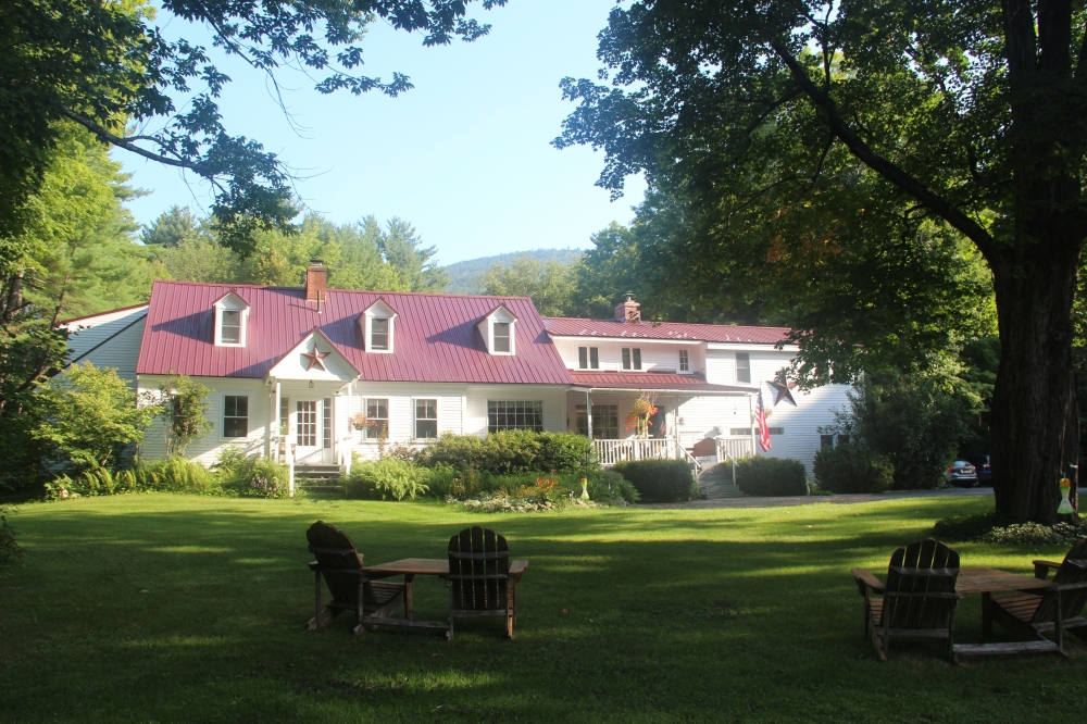 New-Hampshire bed and breakfast inn for sale - Buttonwood Inn