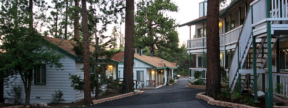 California bed and breakfast inn for sale - Hillcrest Lodge