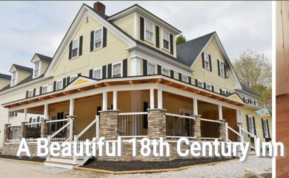 New-Hampshire bed and breakfast inn for sale - Isaac Merrill House