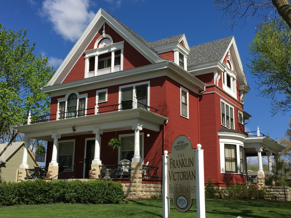 bed and breakfast inn for sale - Franklin Victorian Bed & Breakfast