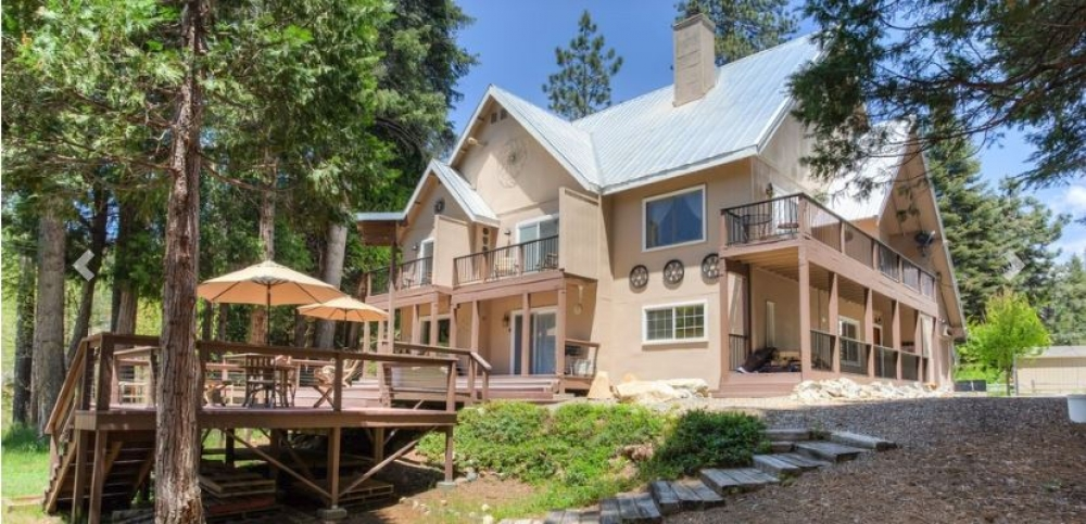 California bed and breakfast inn for sale - Big Creek Inn
