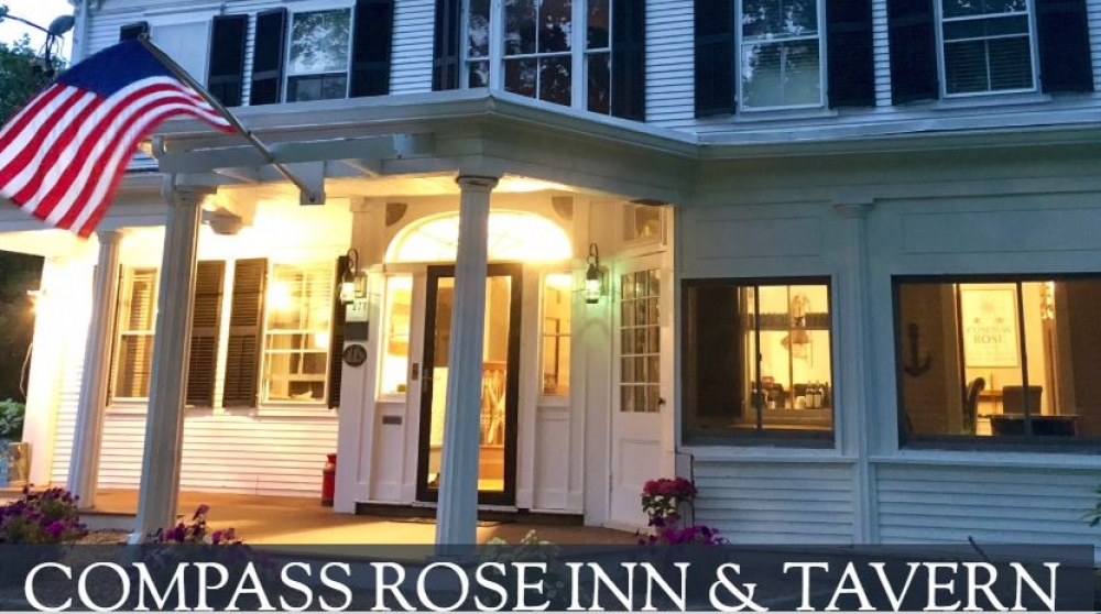 bed and breakfast inn for sale - Compass Rose Cape Cod