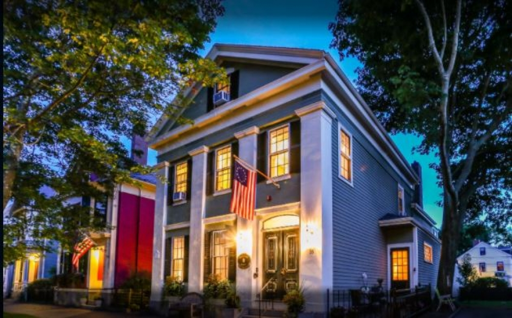 bed and breakfast inn for sale - Amelia Payson House
