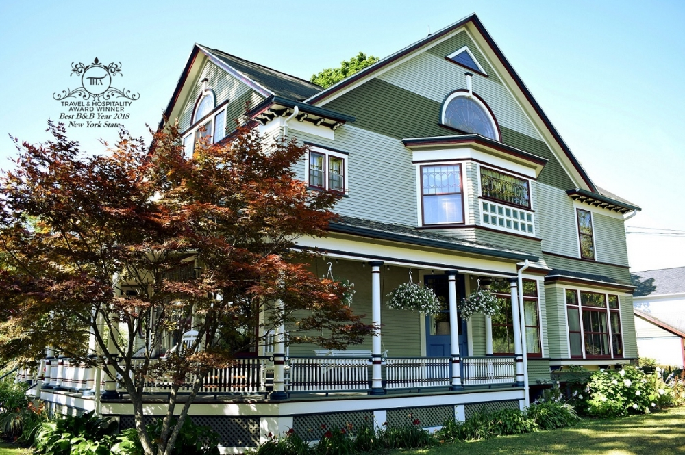 New-York bed and breakfast inn for sale - Lady of The Lake B&B