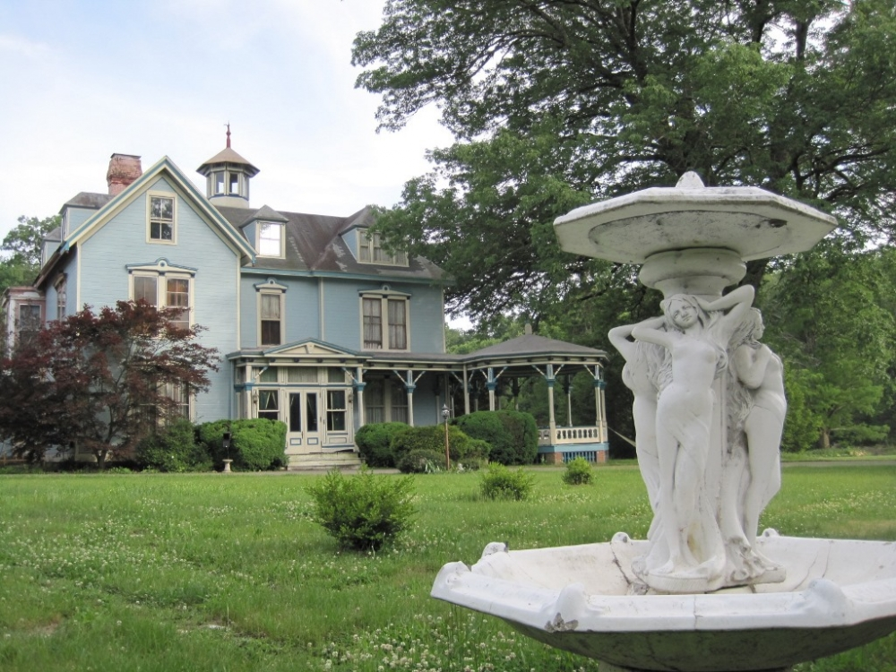 Virginia bed and breakfast inn for sale - Firmstone Manor