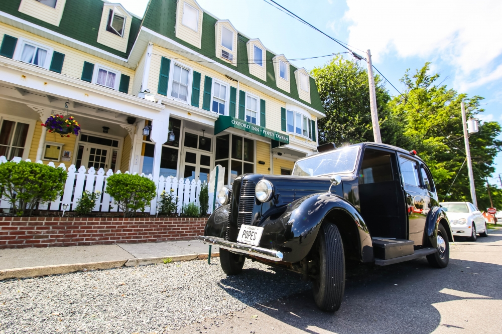 Maryland bed and breakfast inn for sale - The Oxford Inn & Pope