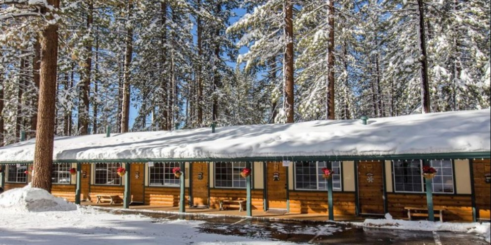 California bed and breakfast inn for sale - Heavenly Valley Lodge