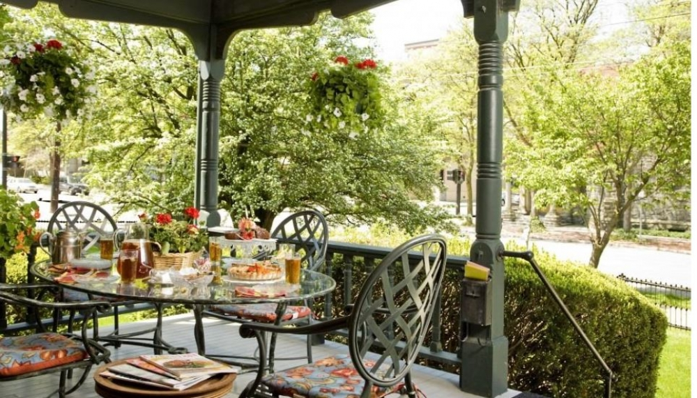 bed and breakfast inn for sale - Iconic Ithaca New York Inn