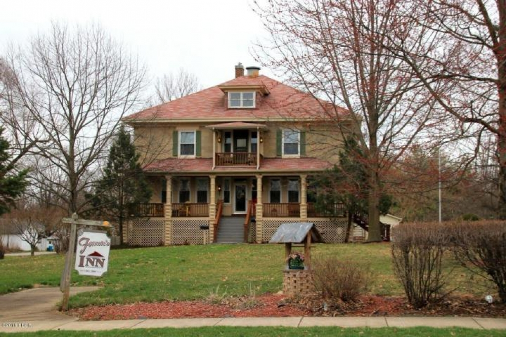 Illinois bed and breakfast inn for sale - Francie