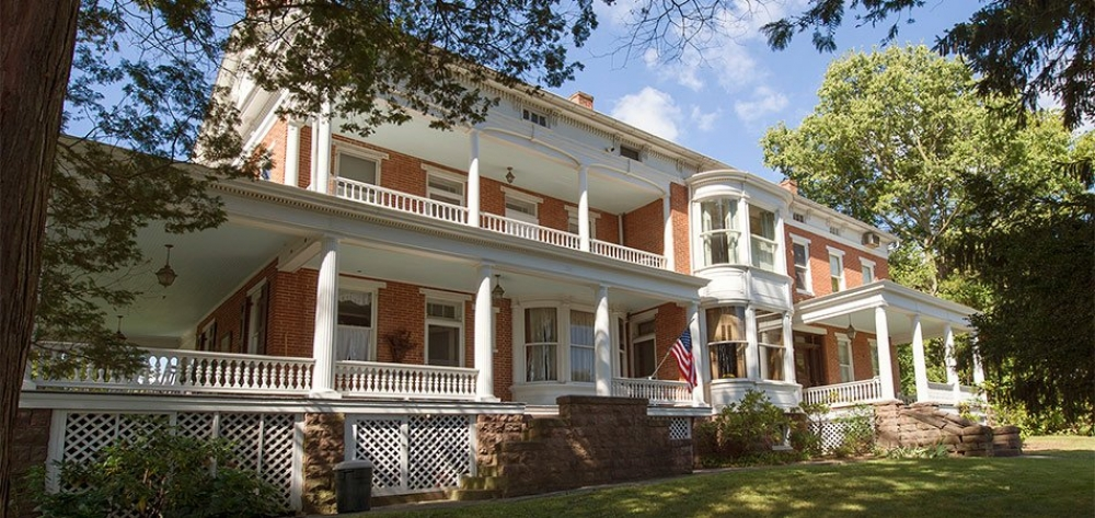 bed and breakfast inn for sale - Emig Mansion