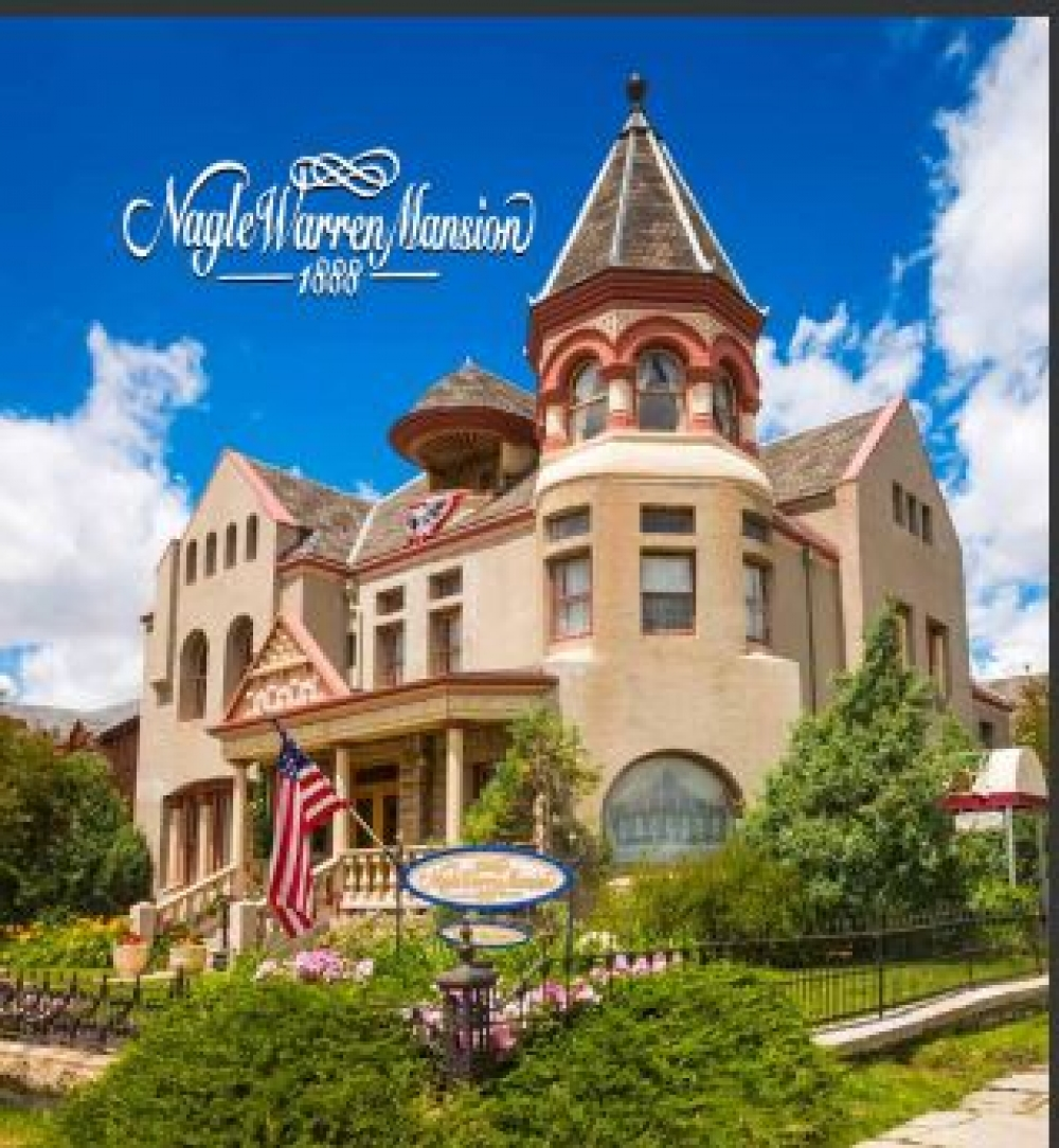 Wyoming bed and breakfast inn for sale - Jim Osterfoss  &  NAGLE WARREN MANSION B&B