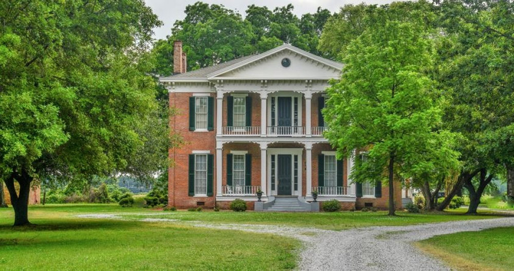 bed and breakfast inn for sale - Belmont Historic Inn