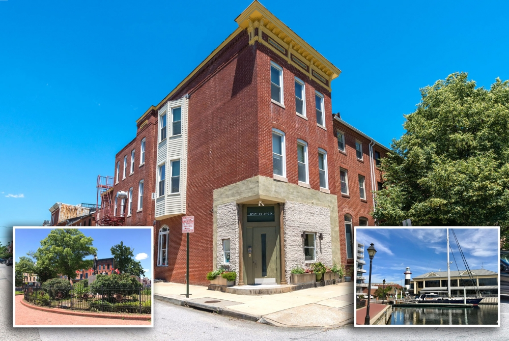 Maryland bed and breakfast inn for sale - Inn at 2920