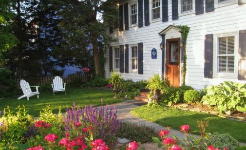 New-Jersey bed and breakfast inn for sale - The Eldredge House