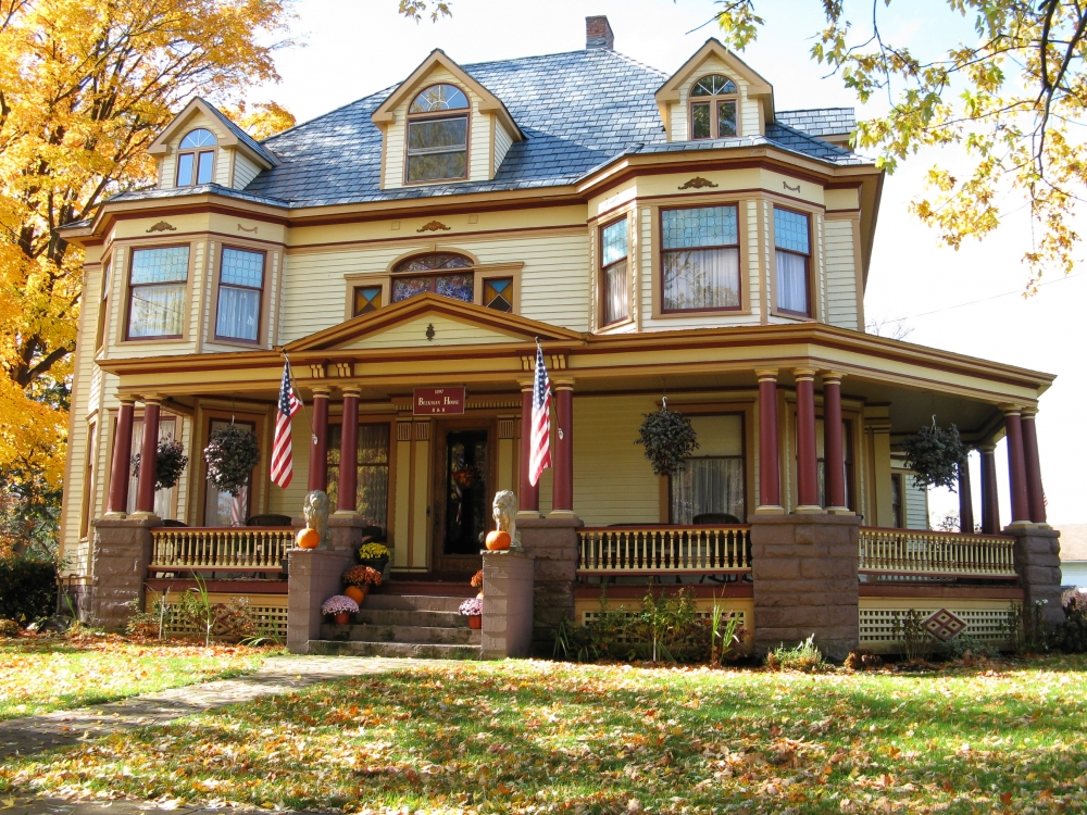 New-York bed and breakfast inn for sale - 1897 Beekman House