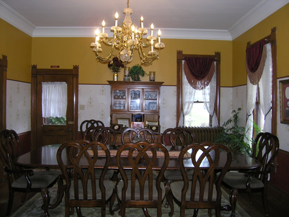 Illinois bed and breakfast inn for sale - Queen Anne Guest House