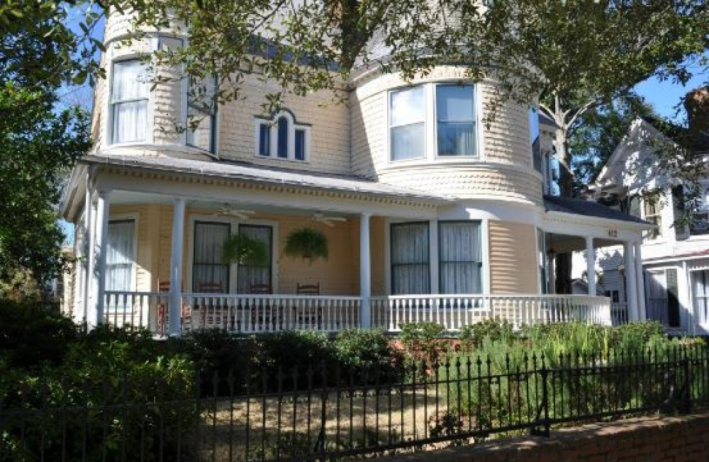 North-Carolina bed and breakfast inn for sale - CW Worth House Bed & Breakfast