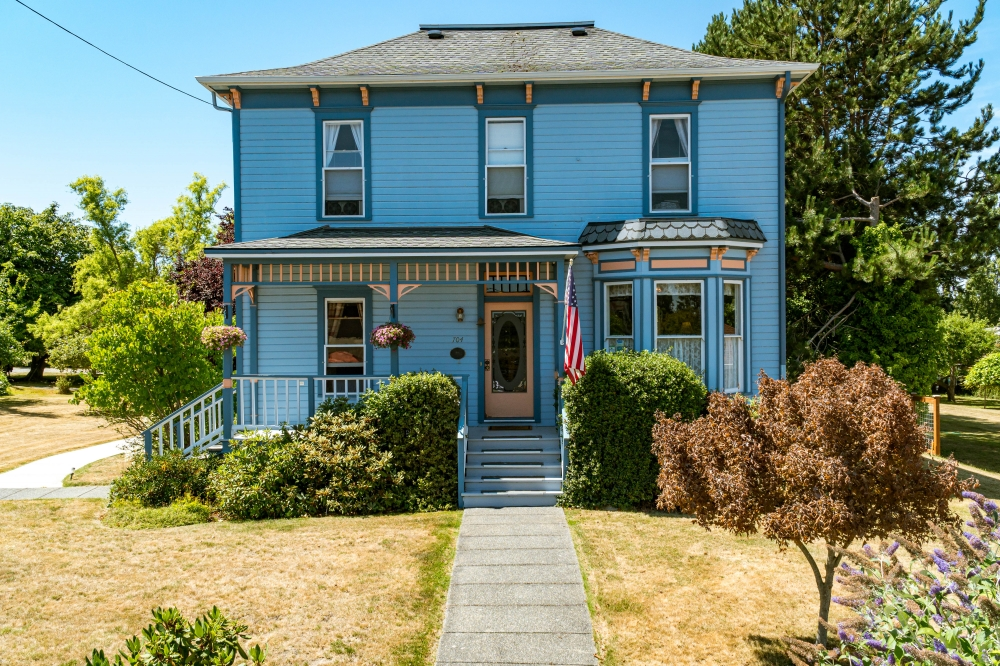 Washington bed and breakfast inn for sale - Coupe-Gillespie House