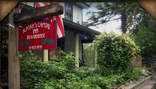 Alaska bed and breakfast inn for sale - Alaska