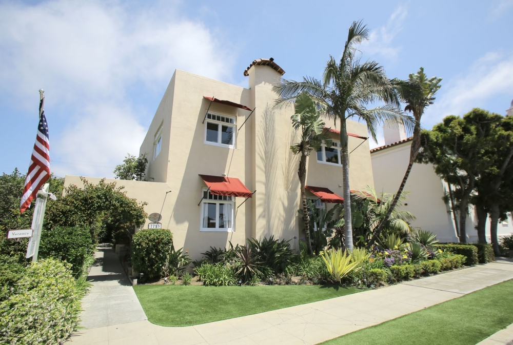 Bed and Breakfast Inn at La Jolla