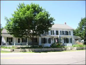 New-Hampshire bed and breakfast inn for sale - Bow Lake Inn