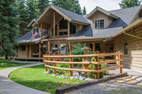 Montana bed and breakfast inn for sale - Candlewycke Inn