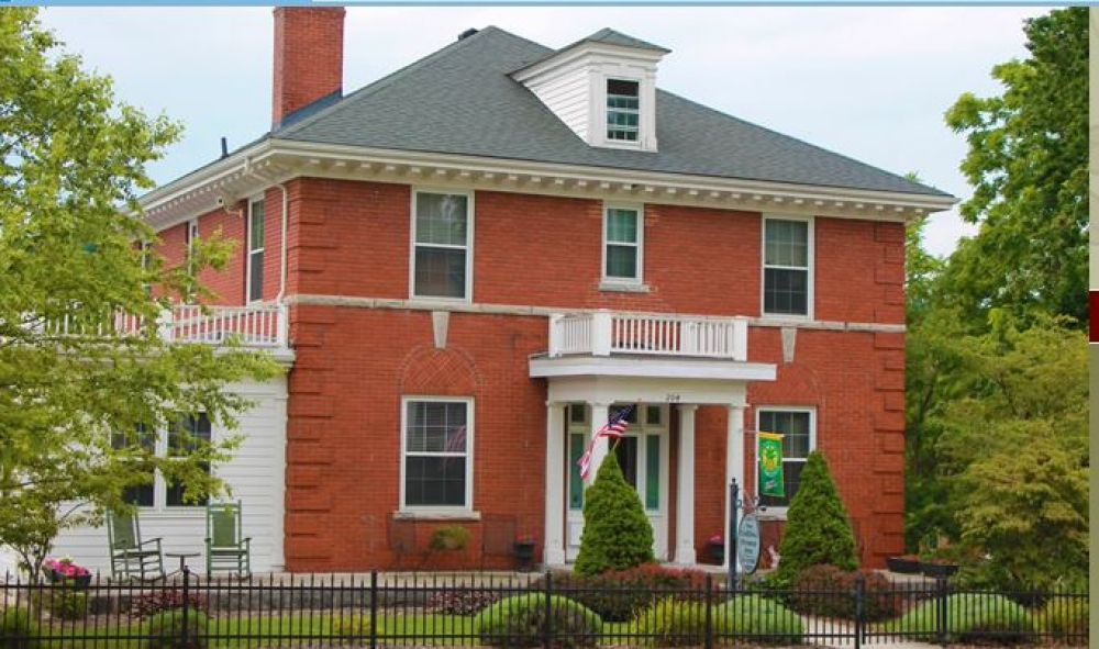 Virginia bed and breakfast inn for sale - Collins House Inn B & B