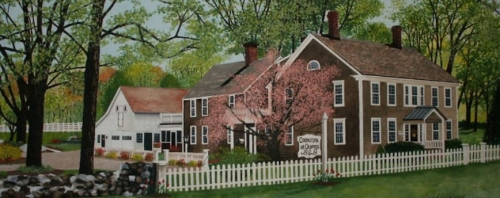 Connecticut bed and breakfast inn for sale - Cornucopia at Oldfield