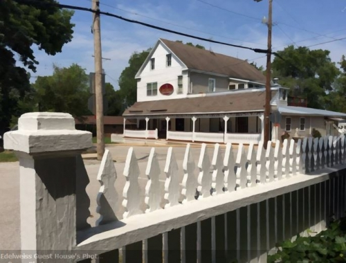 Missouri bed and breakfast inn for sale - Edelweiss Guest House