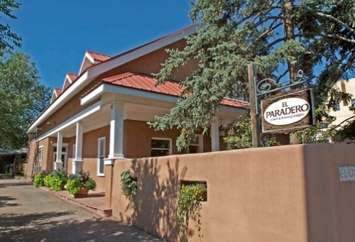 New-Mexico bed and breakfast inn for sale - El Paradero Bed and Breakfast Inn
