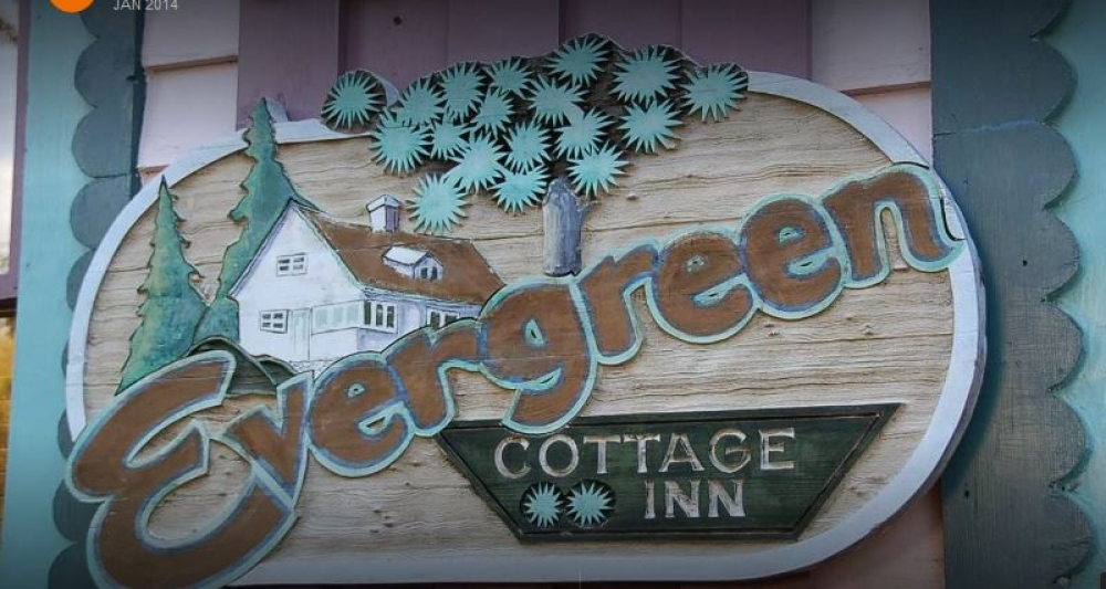 Tennessee bed and breakfast inn for sale - Evergreen Cottage Inn