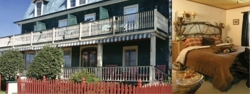 New-Jersey bed and breakfast inn for sale - The Evergreen Inn