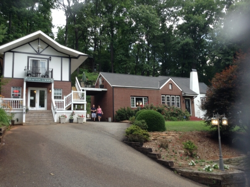 North-Carolina bed and breakfast inn for sale - Grafton Lodge and Cabins Lake Lure North Carolina