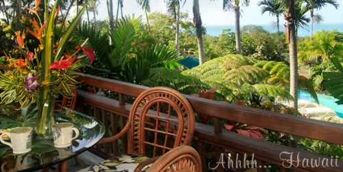 Hawaiian Oasis Bed and Breakfast