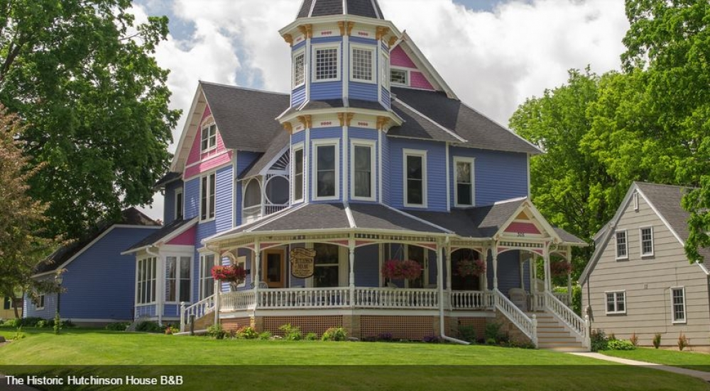 Minnesota bed and breakfast inn for sale - Historic Hutchinson House B&B