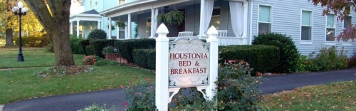 Ohio bed and breakfast inn for sale - Houstonia Bed and Breakfast