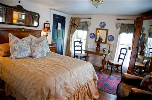 Mount Victoria Bed And Breakfast Eureka Springs Arkansas