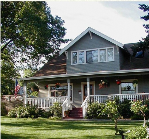 Oregon bed and breakfast inn for sale - Oak Hill Bed and Breakfast