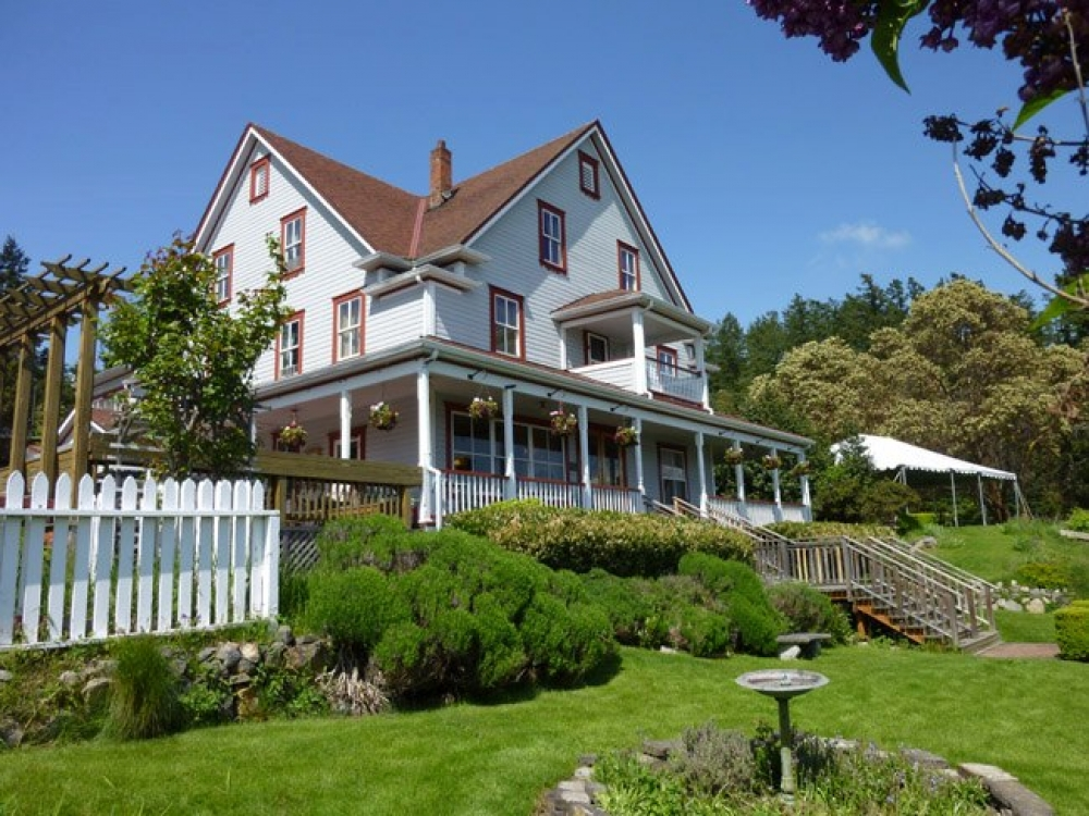 Washington bed and breakfast inn for sale - Orcas Hotel