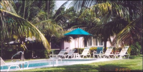 Florida bed and breakfast inn for sale - The Palms of Sanibel