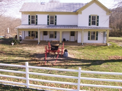 tennessee bed and breakfast inns for sale