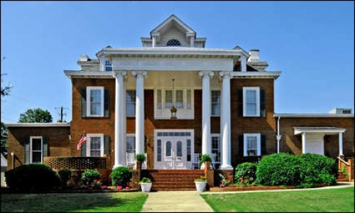Paxton House Bed And Breakfast Thomasville Ga