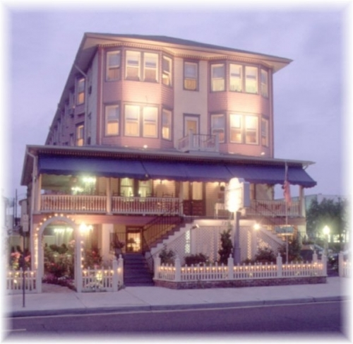 New-Jersey bed and breakfast inn for sale - Scarborough Inn