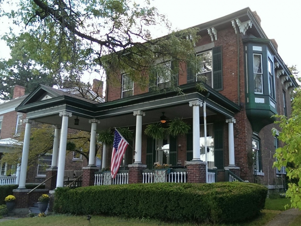 bed and breakfast inn for sale - The Gridley Inn